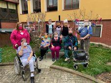 """Foto: Archiv der Initiative """"Mundschutz für Senioren"""""""