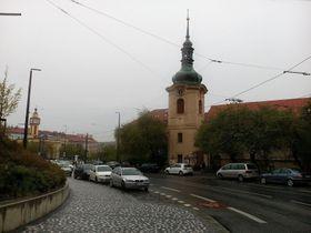 Костел св. Николая, Фото: Екатерина Сташевская, Чешское радио - Радио Прага