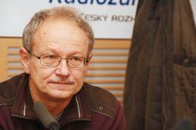 Petr Tláskal, foto: Alžběta Švarcová, Radiodifusión Checa