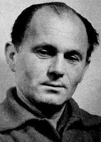 Bohumil Hrabal, foto: Enciclopedia de la literatura checa