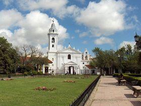 La Basílica de Nuestra Señora del Pilar de Buenos Aires, foto: Sking, CC BY-SA 3.0