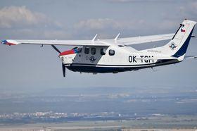 Cessna P-210, фото: ЧТК/Вит Шиманек