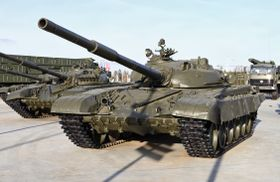 Tanque T-72, foto: Vitaly V. Kuzmin, Wikimedia Commons, CC BY-SA 4.0