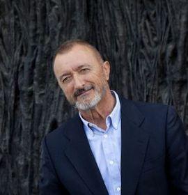 Arturo Pérez-Reverte, foto: Victoria Iglesias