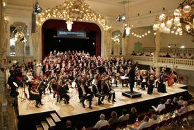 Premiere im Konzerthaus Neue Welt (Foto: Tommy Konrad)
