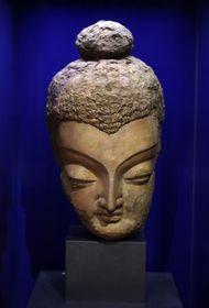 Голова Будды, Фото: ЧТК