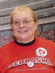 Mila Saskova-Pierce, photo: www.unl.edu