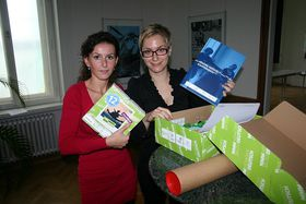 Lucie Kroulíková (rechts). Foto: Romy Ebert