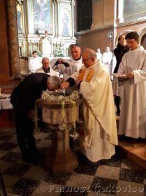 Таинство Крещения, Фото: Farnost Čakovice