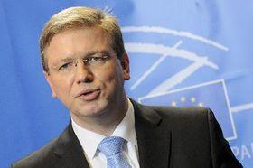 Štefan Füle, foto: Comisión Europea
