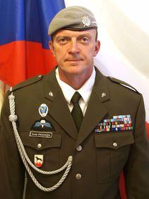 Tomáš Procházka, foto: archiv Ministerstva obrany ČR