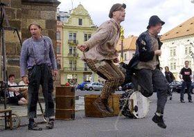 Международный театральный фестиваль «Divadlo» в Плзни (Фото: ЧТК)