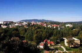 Horní Slavkov, photo: Horní Slavkov municipal office, CC BY-SA 3.0