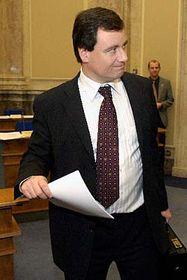 Ministro de Salud, David Rath (Foto: CTK)