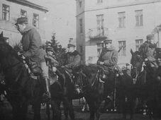 Anfang Februar 1920 besetzte die tschechoslowakische Armee das Hultschiner Ländchen (Foto: Archiv von Pavel Strádal, Wikimedia Commons, CC BY-SA 3.0)
