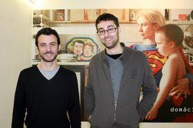 Javier Marroquí y David Arlandis. Foto: Noelia Rojo