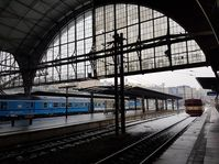 La Gare centrale de Prague, photo: Ondřej Tomšů