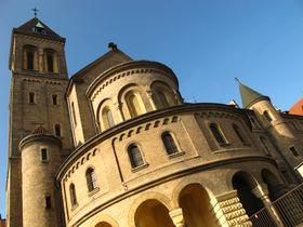 Монастырский храм св. Габриэля (Архангела Гавриила) в Праге (Фото: Кристина Макова, Чешское радио - Радио Прага)