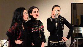 Женское трио Chorodia Agiu Georgiu (Фото: YouTube)