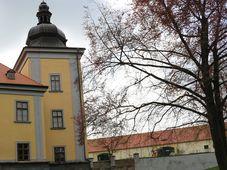 El palacio de Ctěnice, foto: Dominika Bernáthová