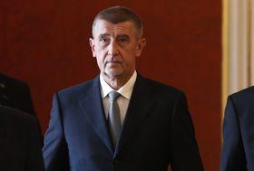 Andrej Babiš, foto: ČTK/ AP/ Petr David Josek