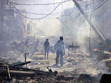 Le 12 janvier 2010, un tremblement de terre d'une magnitude de 7 sur l'échelle de Richter dévastait Haïti, photo: CTK
