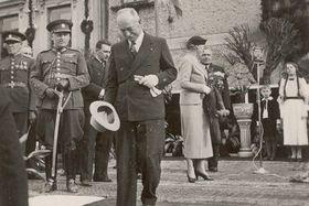 Edvard Beneš in Kaplice (Foto: Archiv der Stadt Kaplice)