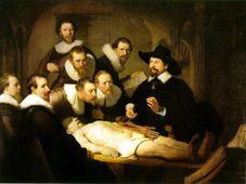 Rembrandt van Rijn(1632), fuente: Wikipedia, public domain