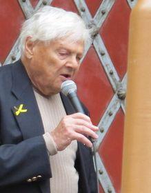 Jiří Brady, foto: Kristýna Maková, Archivo de ČRo - Radio Praga