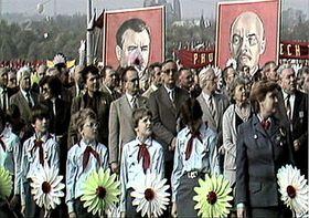 The May 1st celebrations, photo: ČT
