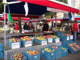Foto: Farmářské tržiště