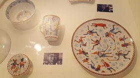 Kolekce pro porcelánku Rosenthal, foto: Klára Stejskalová
