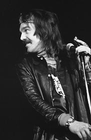 Captain Beefheart in 1974, photo: Jean-Luc, CC BY-SA 2.0