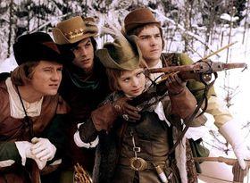 Кадр из сказки «Три орешка для Золушки», Фото: Национальный киноархив