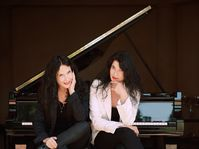 Katia et Marielle Labèque, photo: Umberto Nicoletti / Site officiel de Katia et Marielle Labèque