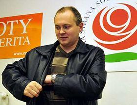Michal Hašek, foto: ČTK