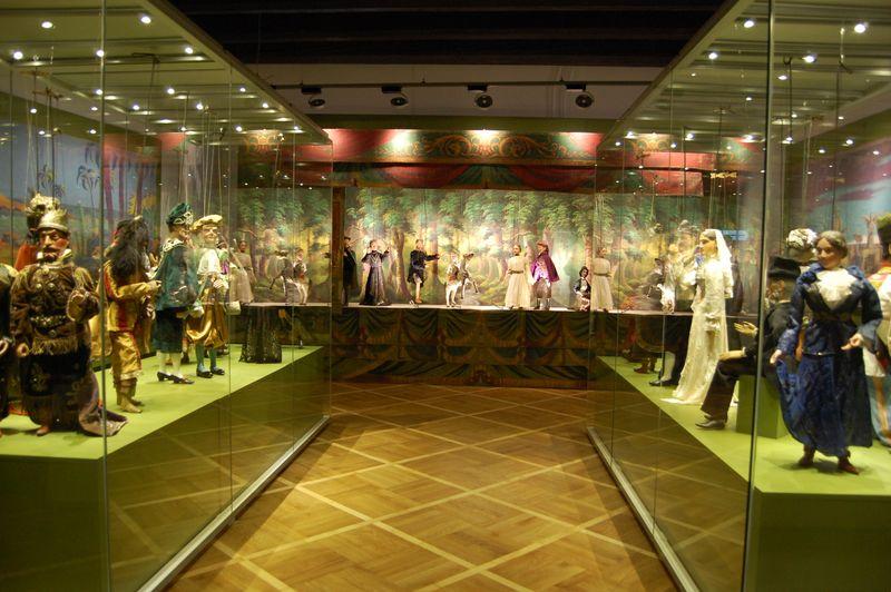 Фото: Музей кукольных культур в Хрудиме