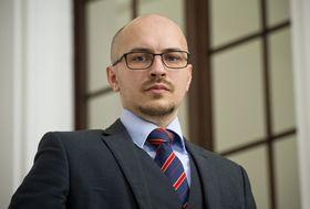 Luděk Moravec, photo: CTK