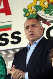 Boyko Borisov, photo: Biser Todorov, CC 3.0 license