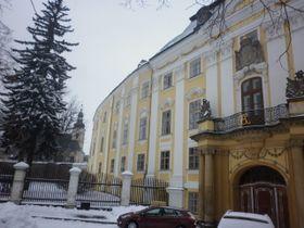 Замок Брунтал, Фото: Зденка Кухынева, Чешское радио - Радио Прага