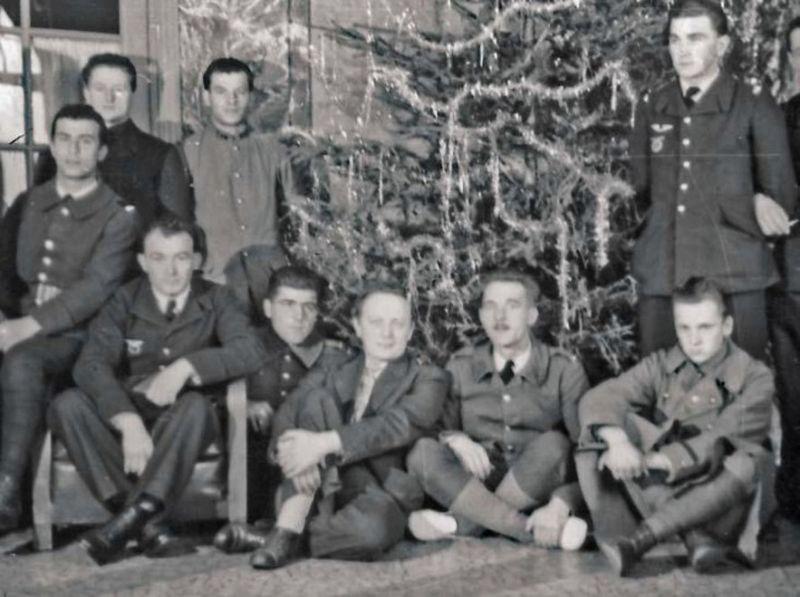 Vánoce vexilu, 1940