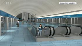 Foto: ČT / Metroprojekt - novemetro.cz