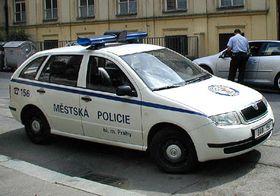 Stadtpolizei (Illustrationsfoto: Archiv des Tschechischen Rundfunks - Radio Prag)