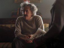 Geoffrey Rush as Albert Einstein, photo: National Geographic