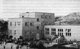 The Milíč House in 1936