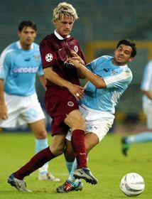 Sparta - Lazio, photo: CTK