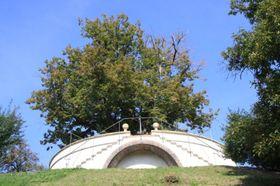 Le belvédère de T.G Masaryk, photo: Site officiel de Praha zelená