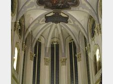 Evangelische Salvatorkirche in Prag