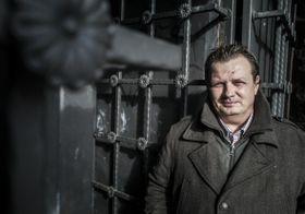 Mikuláš Kroupa, photo: ČT24