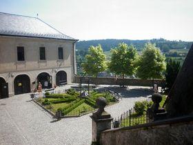 El castillo de Český Šternberk, foto: Zdeňka Kuchyňová